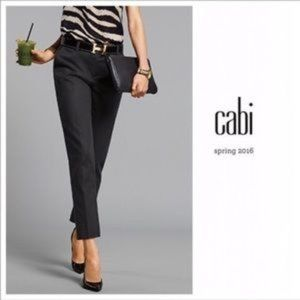 Cabi Navy Blue Go to Trouser Style #5078 Size 2